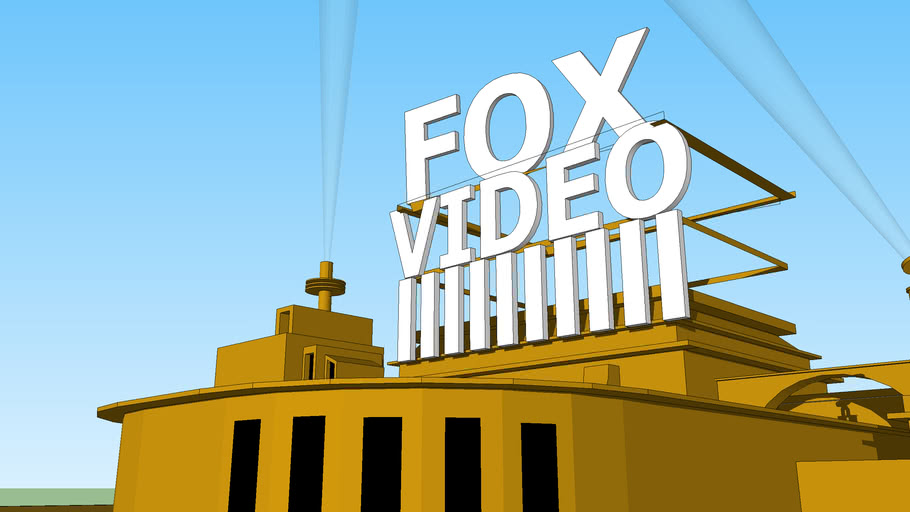 Fox Video Intro