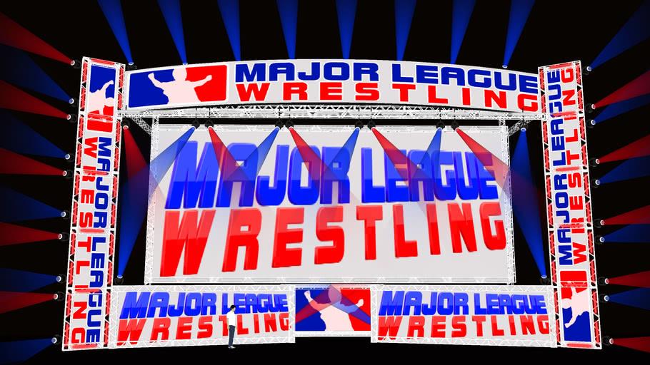 Major League Wrestling Official Set