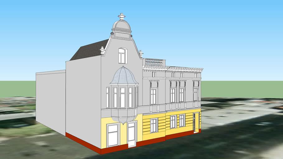 TENEMENT HOUSE ON 8 KROLOWEJ JADWIGI STREET IN BYDGOSZCZ