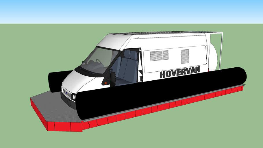 Top Gear Hovervan