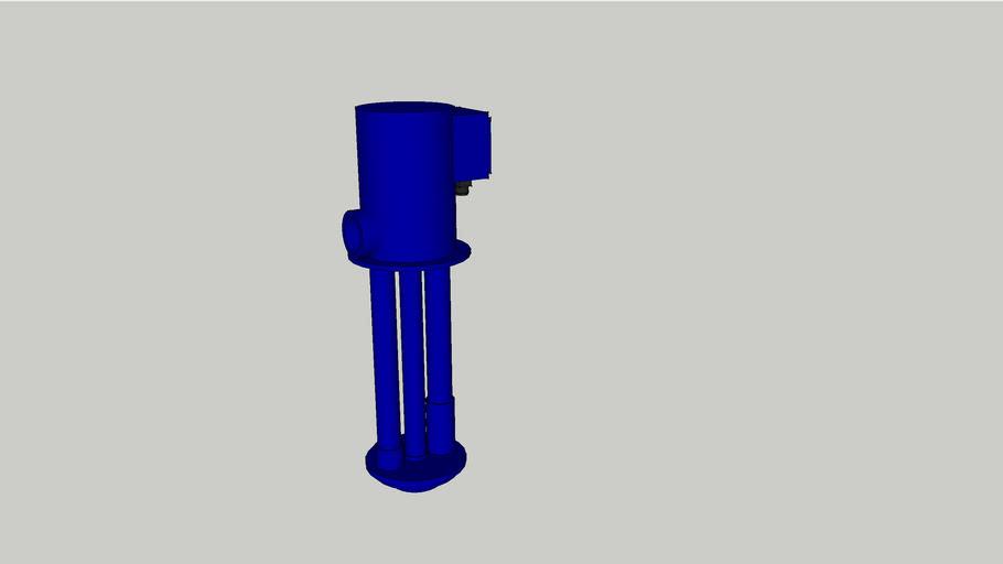 Speroni Machine Tool Coolant Pump NT-270