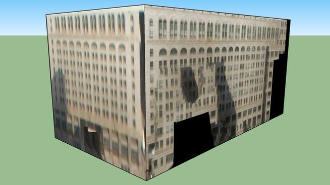 Wanamaker Building in Philadelphia, PA, USA