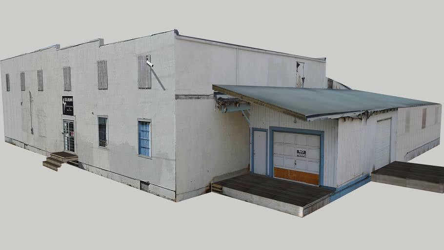 Garden City Feeder Co. Building