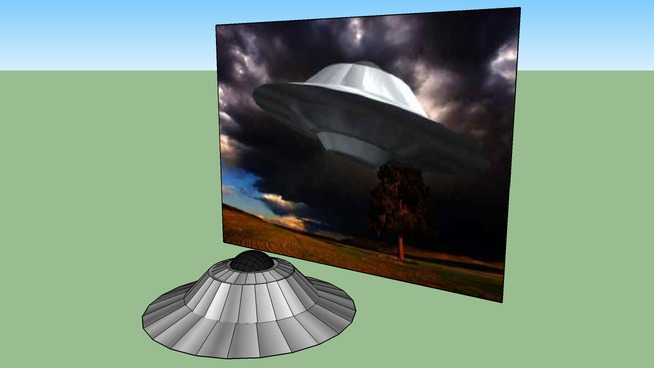 Haunebu I UFO