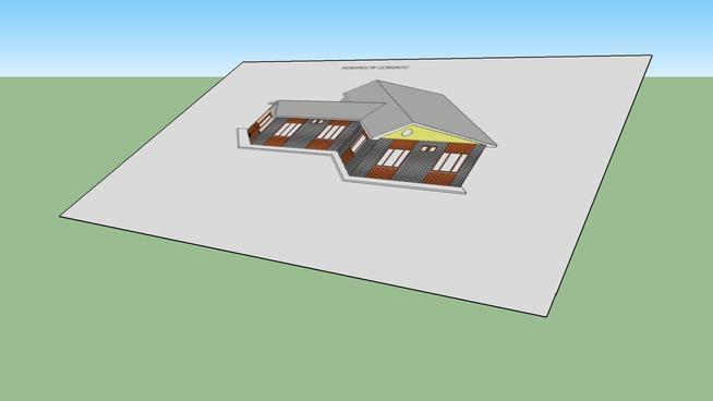 çelik ev çizimleri ve malzemeleri ( prespektif )