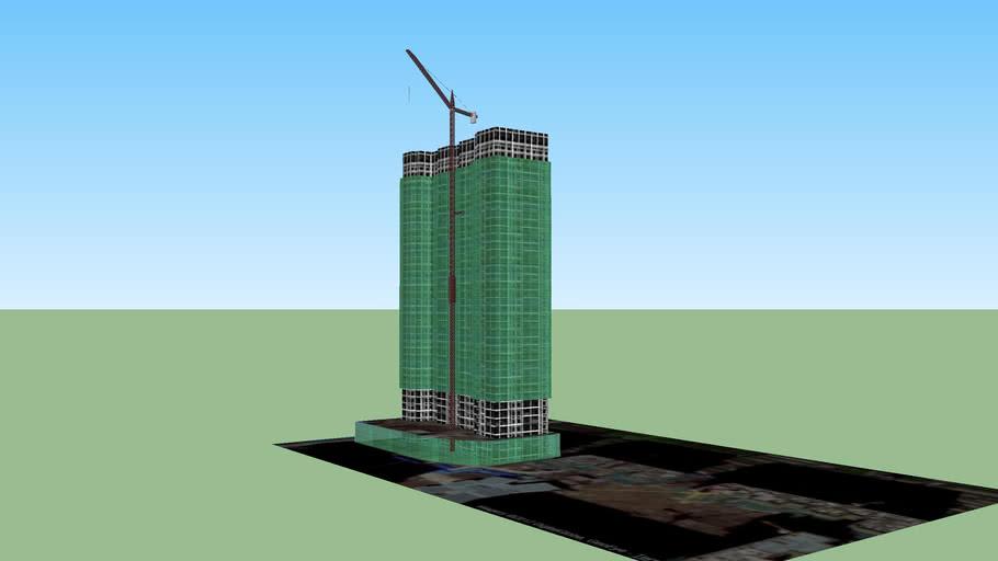 太原市迎泽西大街西花苑第四期经济保障房5号楼