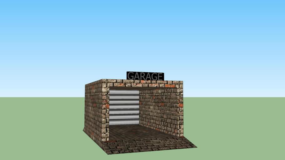 Garage Model ADVCREATORS