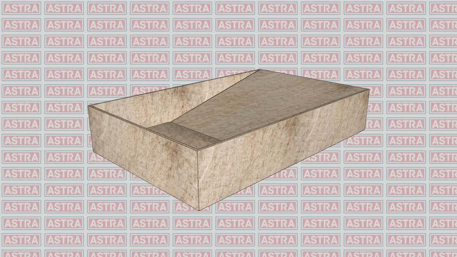 Cuba de Pedra Wooden Vein (CPP!M9S)