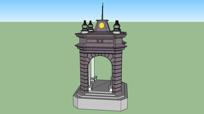 Vyhlídkový pavilon Bohemie