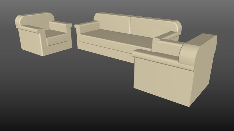 sofa cubay