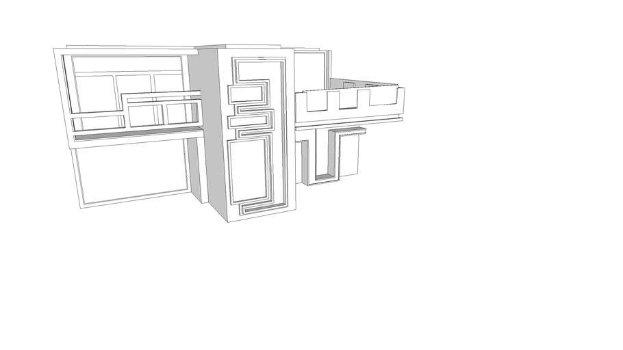 Modern-house.skp
