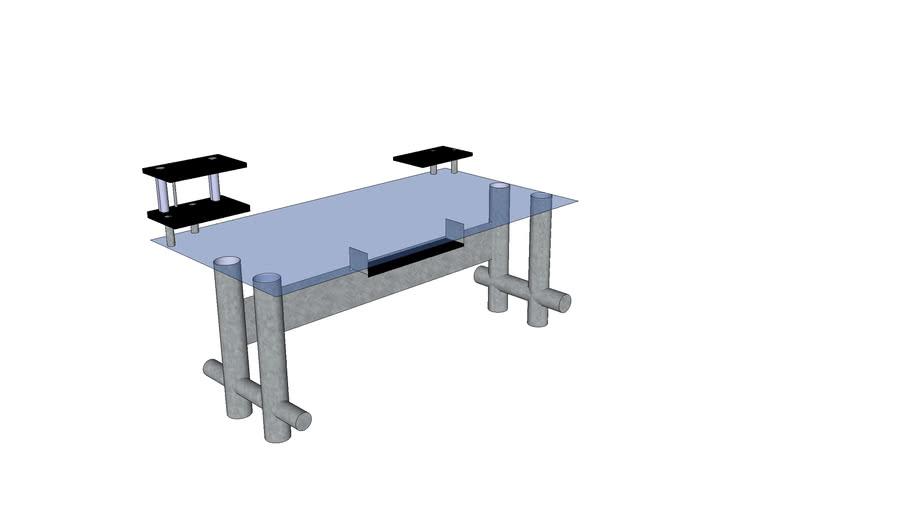 escritorio de computadora