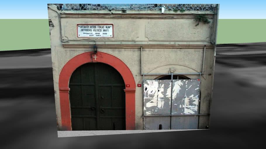 Ortaköy 13070. Ada bina 04
