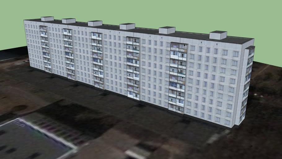 Бирюлевская улица, 31к3