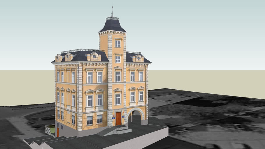 As, Czech Rep., Town Hall