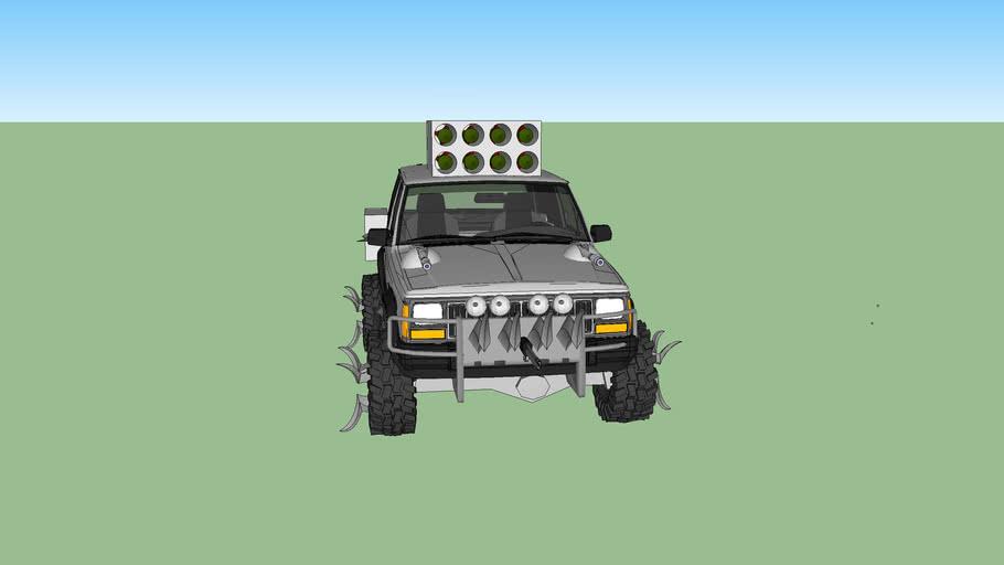 war car from mt