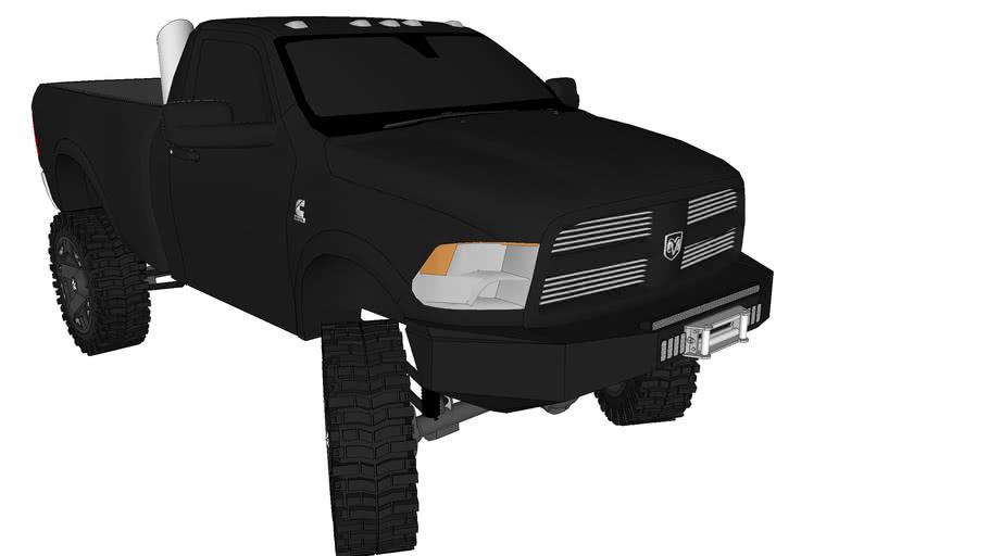 2011 Dodge Ram Cummins Murdered