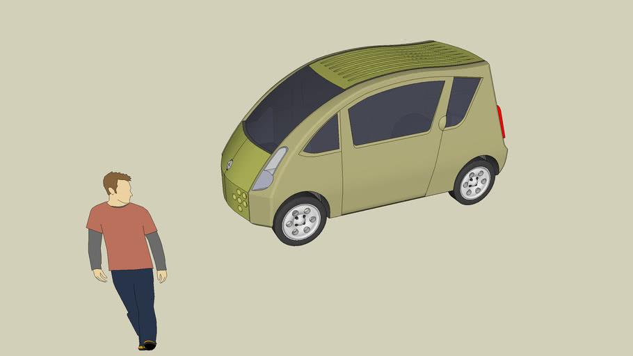 Small Concept Car