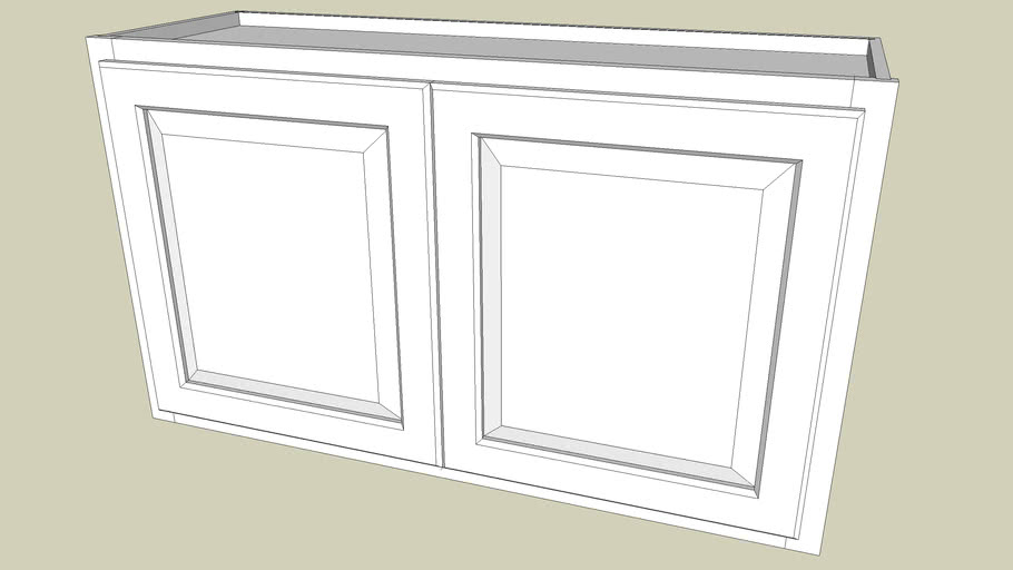 Briarwood Wall Cabinet W3621b 12