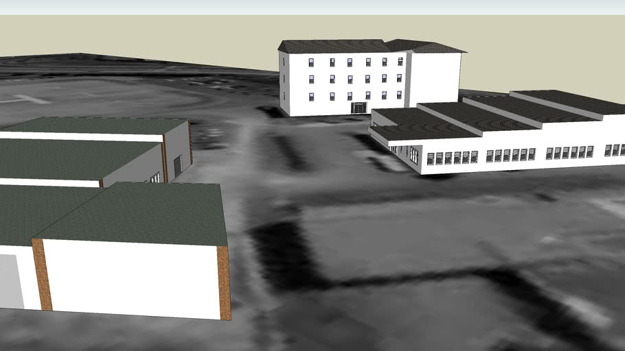 Air Force Headquarters (EMFA) - Alfragide