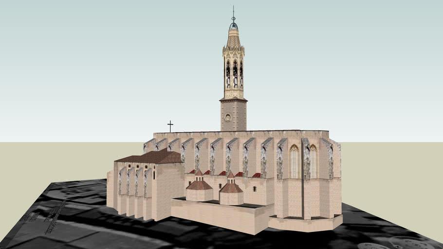 Sant Joan Baptista, Valls