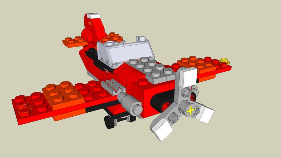 LEGO Creator Flugzeug 31003
