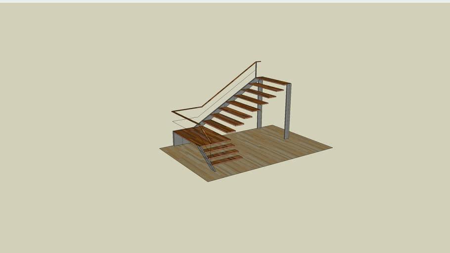 escaleras (stairs)