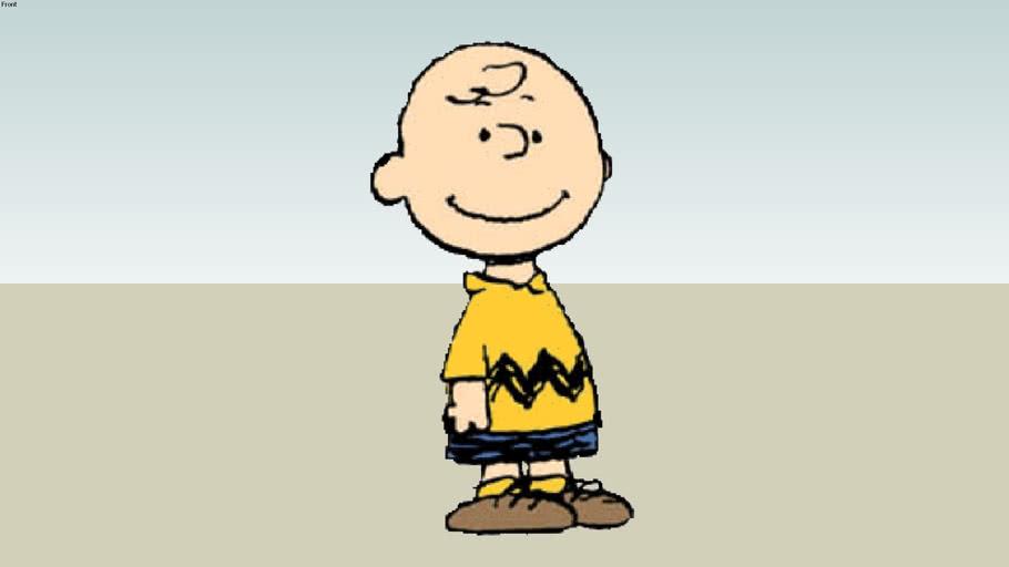Charlie Brown - Sketchup 6