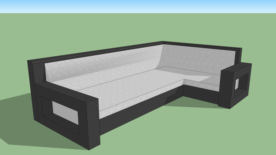 IRRESISTABLE COUCH