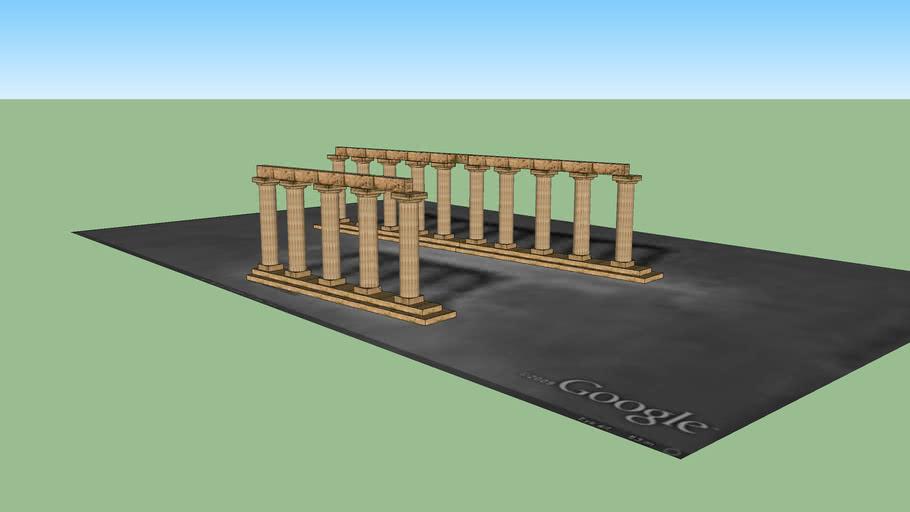 Temple of Hera, Metaponto