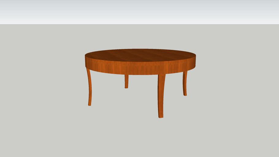 "Curve Leg table 36"""