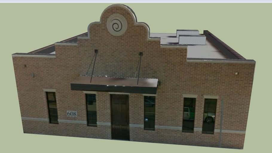 Gebäude in Dallas, Texas, Vereinigte Staaten