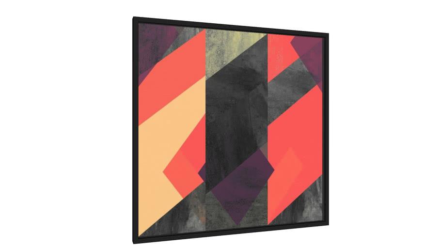 Quadro Impressões de uma Era - Galeria9, por Felipe Chavez