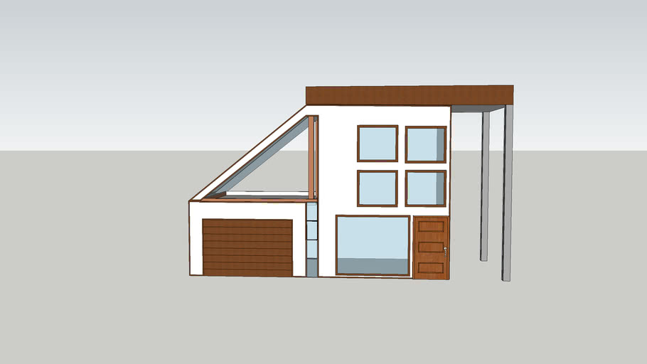 Concept For Modern House
