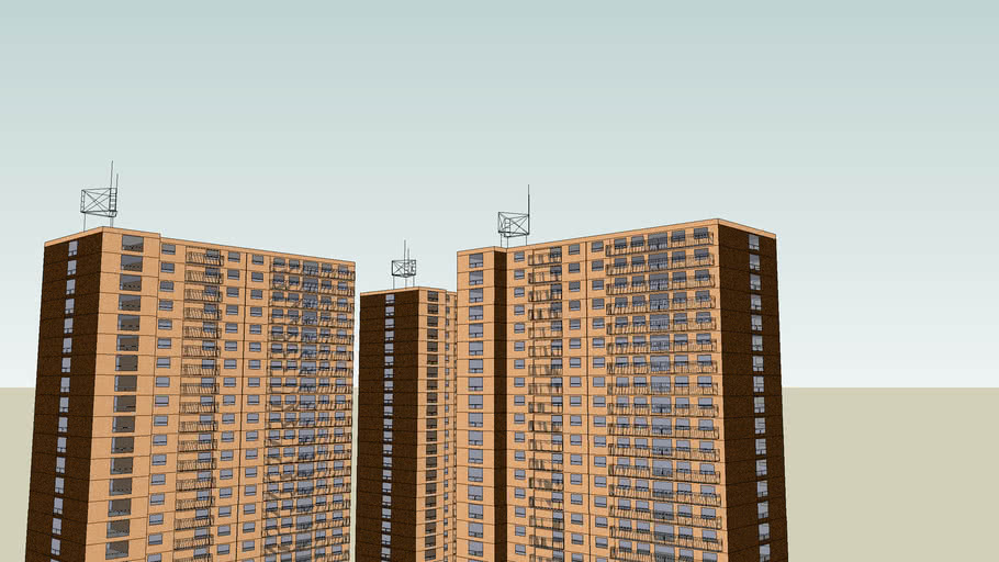 Ibroxholm Oval High Rise