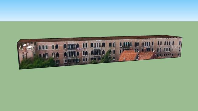 Bâtiment situé Venise, Italie