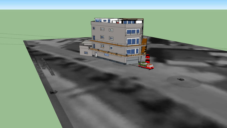 Edificio Barri de San Pedro C/Carretera 15