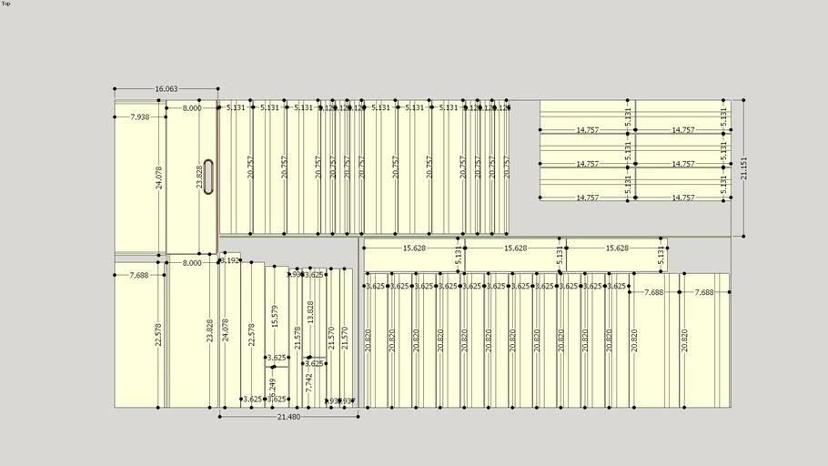Frana Cab layout