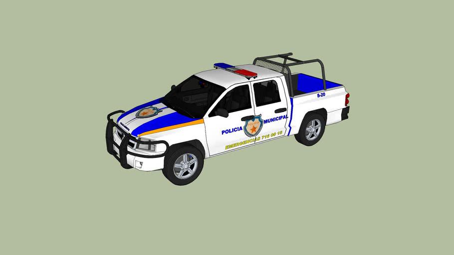 patrulla de la policia municipal de san ignacio cerro gordo jalisco