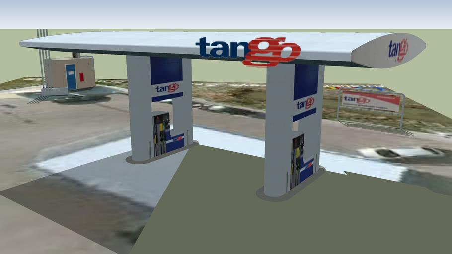 Zuiderweg 409a - Tango Tankstation