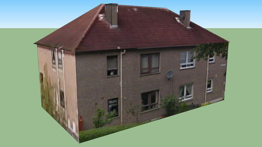 Bygning i Edinburgh EH12 5RJ, Storbritannien