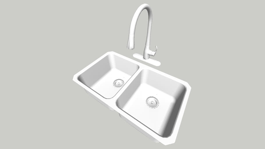 sink tap combo