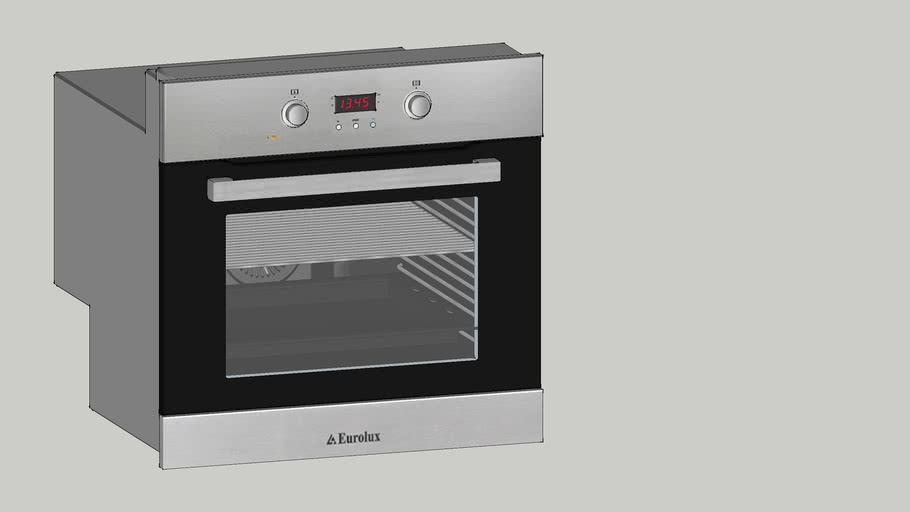 Animated Built in oven/Фурна за вграждане-Eurolux FVS 5EPBT XS