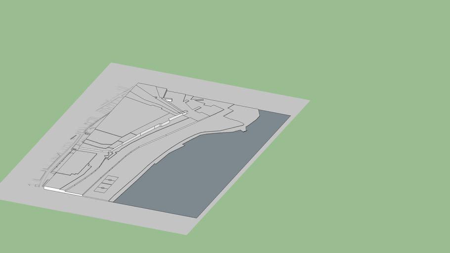topography of özlem parkı
