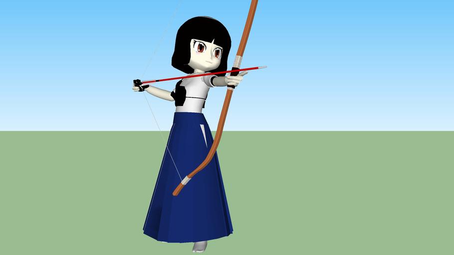 弓道少女 ~ KYUDO Girl ~