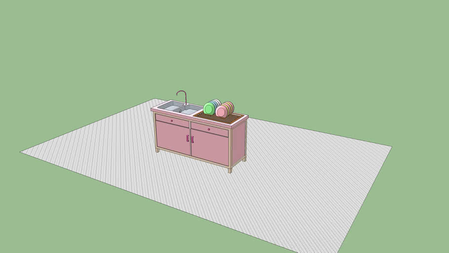 Simple Dish Washer