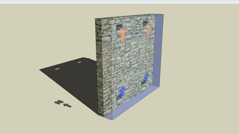 Trombe Wall example