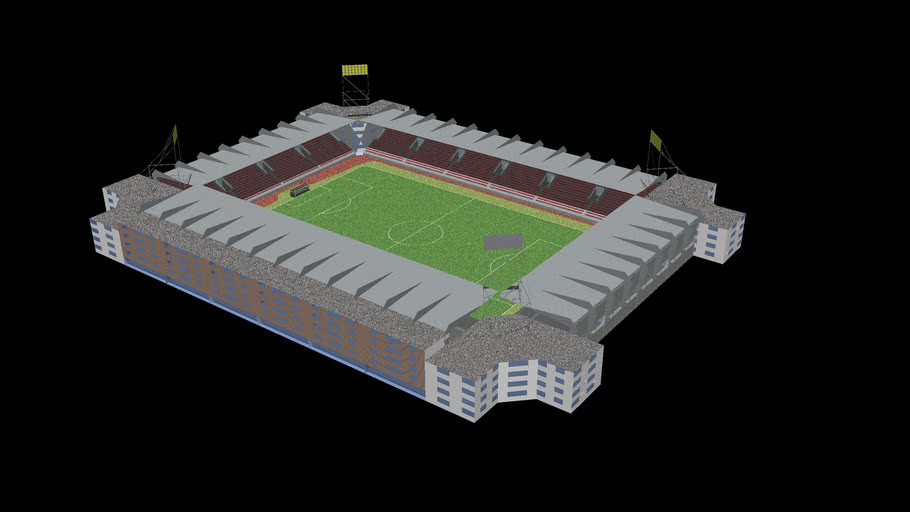 Cool Stadium By Arend