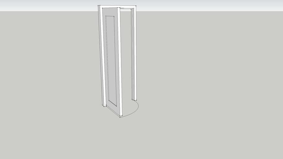 Addera Inner Door 8x21 L