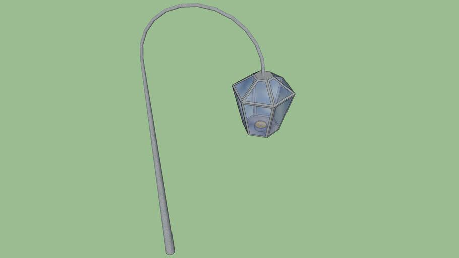 vieille lanterne